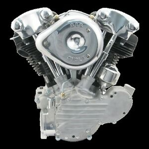 new harley davidson knucklehead s s kn93 complete assembled engine motor ebay Knucklehead Engine Drawings Knucklehead Engine Schematic