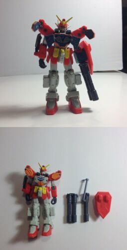 MSIA Gundam Heavy Arms Jaune 100/% COMPLET Bandai figure lot