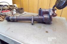 Original Farmall M Super M Tractor Working Oil Pump Ihc Super M M