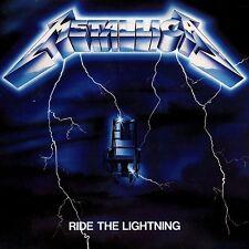 Metallica RIDE THE LIGHTNING 2nd Album 180g +MP3s REMASTERED New Sealed Vinyl LP