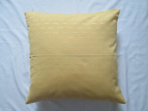 Embroidered-Stripe-Cushion-Cover-Gold-Yellow-16-034