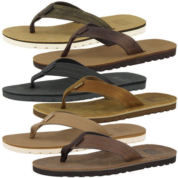 Reef Voyage Voyage Reef le tira dedos zapatos flip sandalias Chanclas Baño badeschuh rf0a2yfr b702c2
