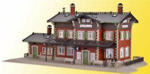 Vollmer-43505-Bahnhof-Waldbronn-in-H0-Bausatz-Fabrikneu