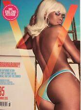 RIHANNA-V MAGAZINE (large Kendall Jenner calvin klein poster) 2015
