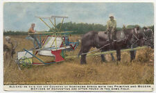 1909 INTERNATIONAL HARVESTER 7 DIF ADV POSTCARDS  *NOW ON SALE* PC6260