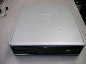HP-Compaq-DC7900-Ultra-slim-Core2-Duo-E8400-3-0ghz-2gb-no-power-supply