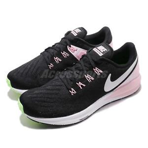Nike-Wmns-Air-Zoom-Structure-22-Black-Pink-Foam-Women-Running-Shoes-AA1640-004
