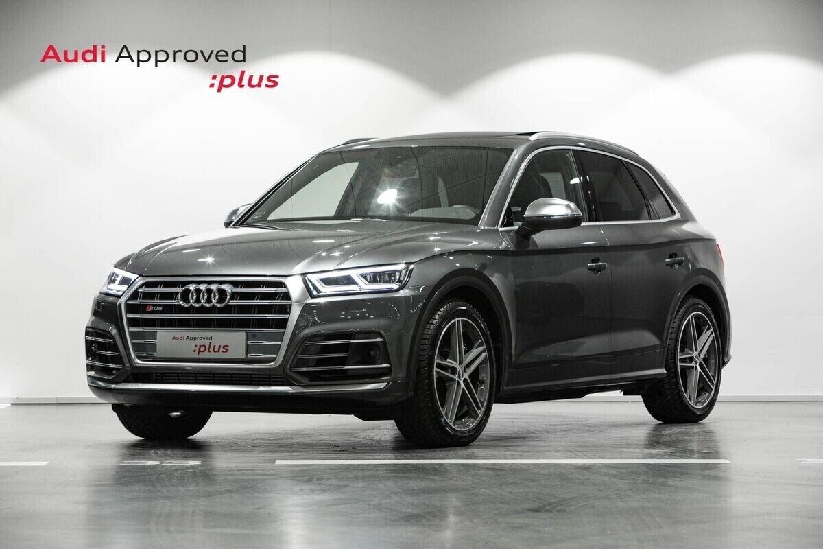 Audi SQ5 3,0 TDi quattro Tiptr. 5d - 0 kr.