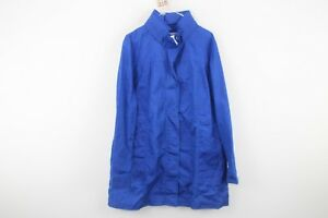 Womens-Crew-Clothing-Blue-Jacket-size-16-No-R910-29-3