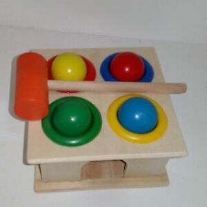 Montessori-Toys-Wooden-Pounding-Toy