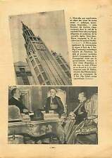 Église Saint-Jean-Bosco/Yvon Delbos Quai d'Orsay Paris France 1937 ILLUSTRATION