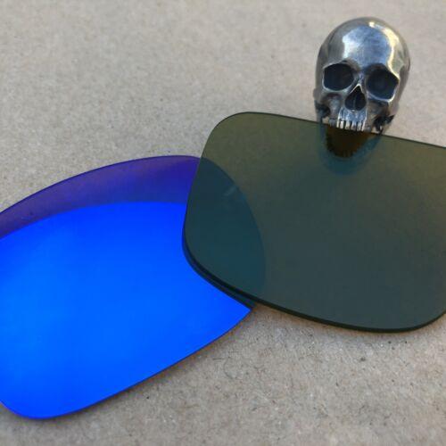 Forobb 100/% verres polarisés de rechange pour scalpel bleu glace