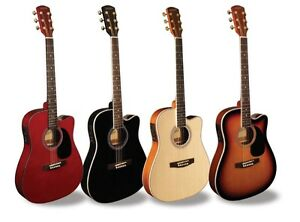 Acoustic-Electric-Guitar-Indiana-Thin-Body-Spruce-top-mahogany-body-4-COLORS