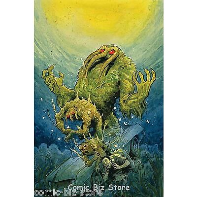 MAN-THING #2 (OF 5) (2017) 1ST PRINTING BAGGED & BOARDED