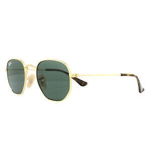 Ray-Ban-Junior-Gafas-de-Sol-9541SN-223-71-Oro-Verde-G-15