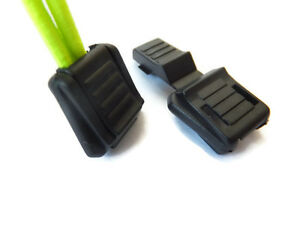 10-x-Cord-Lock-Ends-Fastener-Stopper-Strong-Spring-Zip-Lock-CL34