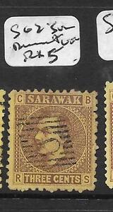 SARAWAK (PP2803B) 3C SG 2 S IN DIAMOND VFU