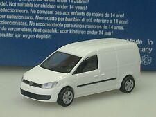Rietze VW Caddy Maxi Kasten 2011, weiss - 11853 - 1:87