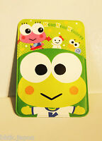 カードホルダー Card Holder - Porte-carte Kero Kero Keroppi - Import Japon