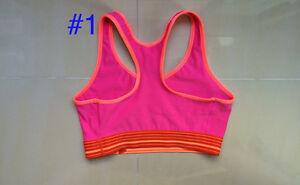 563593e5cb60f NEW Under Armour Women Sports Bra No Padded Top Gym Yoga Fitness XS S M L XL