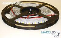 24vdc Smd5050 Led Strip 4000k-4500k, 5m (72w, 300leds), Ip20, 60leds/m, 14.4w/m