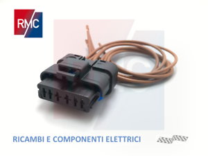 Connettore-Spinotto-6-vie-pin-luci-fanale-faro-posteriore-Renault-Megane-Clio