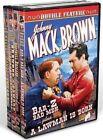 Johnny Mack Brown Vol 1 Bar Z Bad Men 0089218969293 DVD
