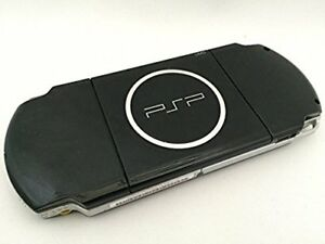 PSP-034-Playstation-Portable-034-Piano-Black-PSP-3000PB-Sony-japan-game-Console-only