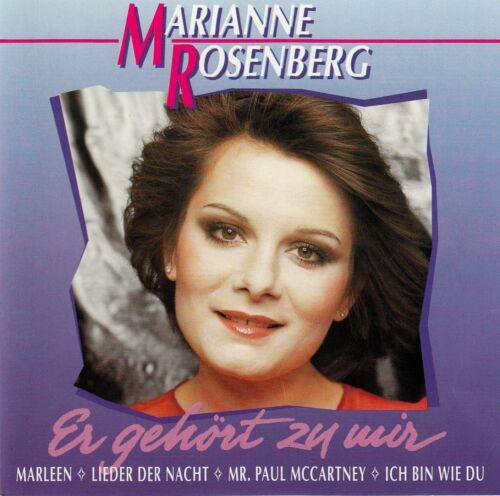1 von 1 - MARIANNE ROSENBERG : ER GEHÖRT ZU MIR / CD - TOP-ZUSTAND