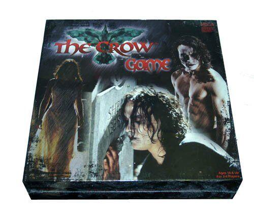 THE THE THE CROW Board Game, NECA, Brand New Still in Original Wrap RARE ab1c0a