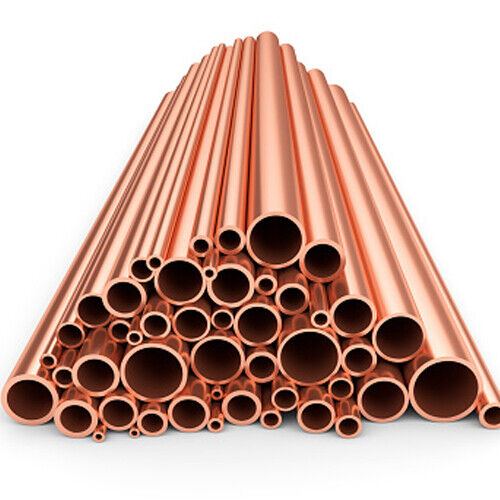 Cycle Pure Tube En Cuivre Tuyau T2 Rod 200 300 400 500 mm dia 4 8 10 20 25 30 mm