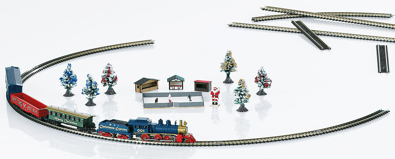 Märklin Traccia Z 81845 Startset Natale mercato GB