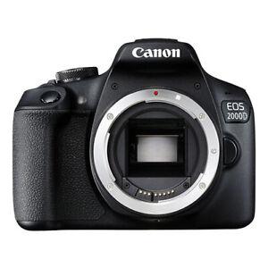 Canon EOS 2000D / Rebel T7 Digital SLR Camera