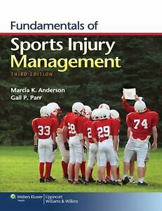 Fundamentals-of-Sports-Injury-Management-by-Marcia-K-Anderson-and-Gail-P-Parr-2011-Paperback-Revised