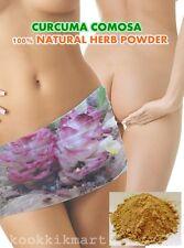 100g. 100% Natural Curcuma Comosa Powder Women Health Female Rejuvenation Herb