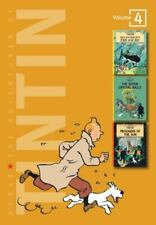 3 Original Classics In 1: The Adventures of Tintin Vol. 4 : Red Rackham's Treasure; The Seven Crystal Balls; Prisoners of the Sun Vol. 1- by Hergé (1995, Hardcover)