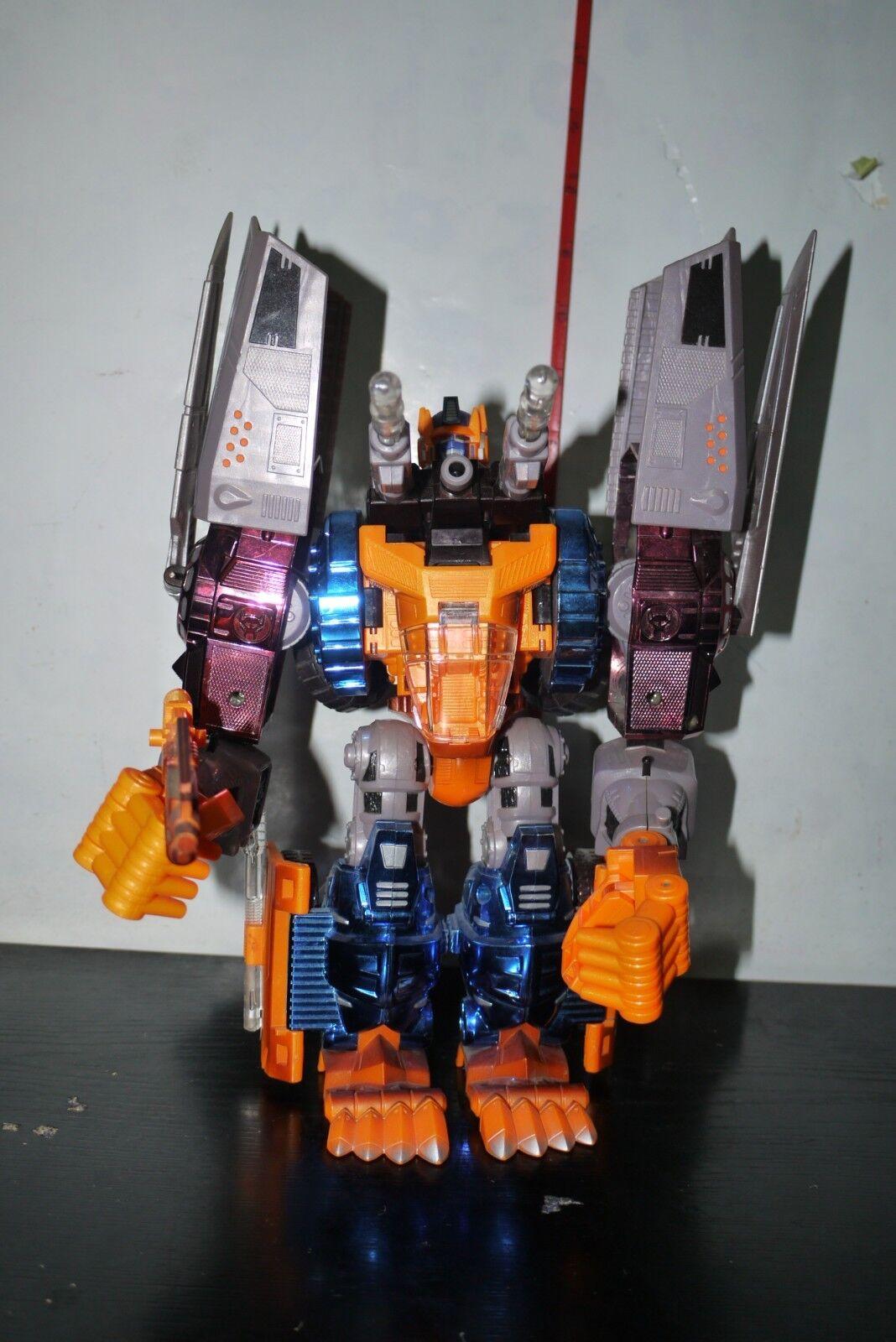 Transformers Beast Wars Optimal Primus Prime 1997 Figure SUPER CLASS COMPLETE
