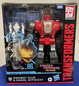 Transformers Studio Series Leader Class DINOBOT SLUG DANIEL WITWICKY 2pk Hasbro