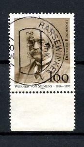 Germany-1992-SG-2491-Werner-Von-Siemens-Used-A24043