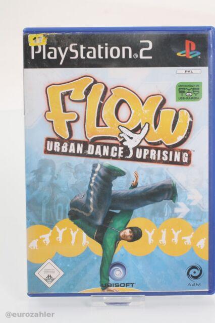 Ubisoft Flow: Urban Dance Uprising - PS2 Playstation 2 Spiel Game USK 0