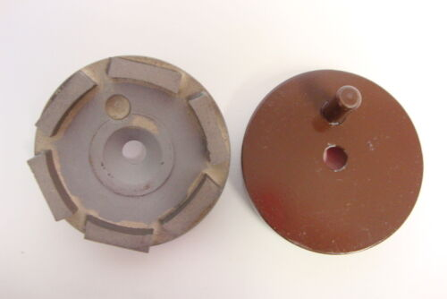 """3/"""" Professional Diamond Floor Grinding Disc 200//230 grit   MADE IN THE USA"""