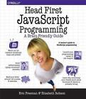 Head First JavaScript Programming von Eric T. Freeman und Elisabeth Robson (2014, Taschenbuch)