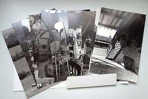 GRAND-LOT-de-16-carte-potale-photo-Noir-Blanc-MUSEE-de-la-BRESSE-14-x-21cm