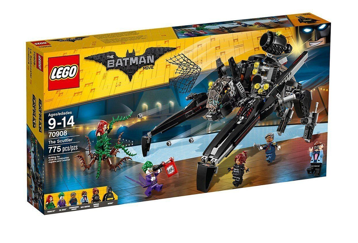 Lego The Batman Movie 70908 - Der Scuttler, NEU&OVP