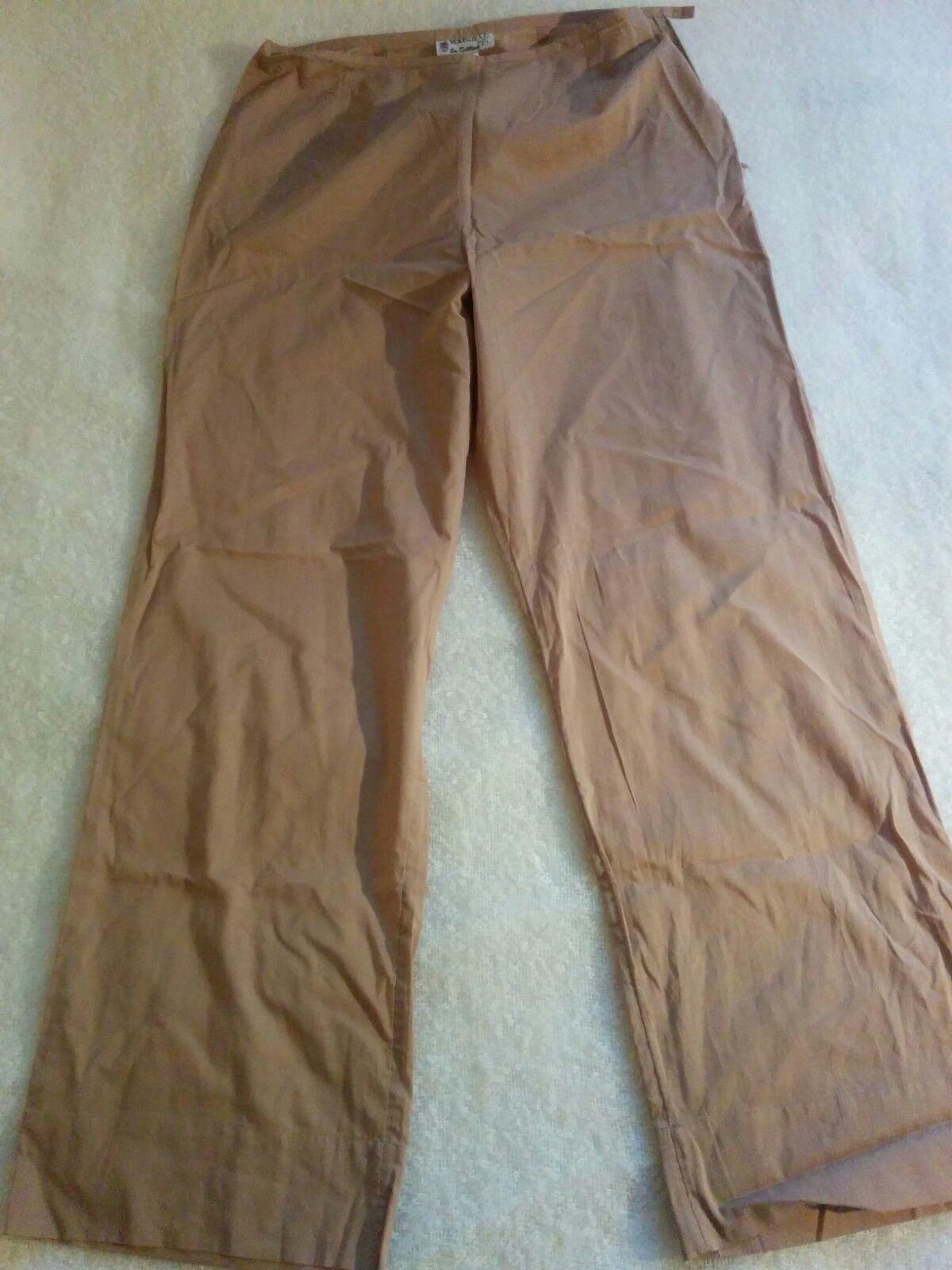 Pantalon brown clair Ventilo La Colline size 44