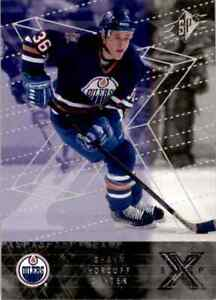 2000-01-Upper-Deck-SPx-Shawn-Horcoff-Rookie-138