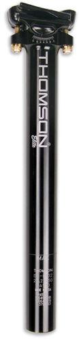 Thomson Elite Bike Seatpost 27.2 x 250mm Zero Offset Black