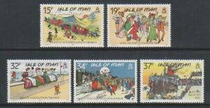 Isle-von-Mann-1990-Edwardian-Postkarten-Set-MNH-Sg-433-7