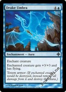 Rise of the Eldrazi 4x MTG: Eel Umbra Blue Common Magic Card ROE