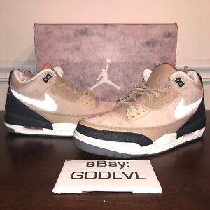03085efb51d Air Jordan 3 Retro JTH Bio Beige Justin Timberlake AV6683-200 Size ...